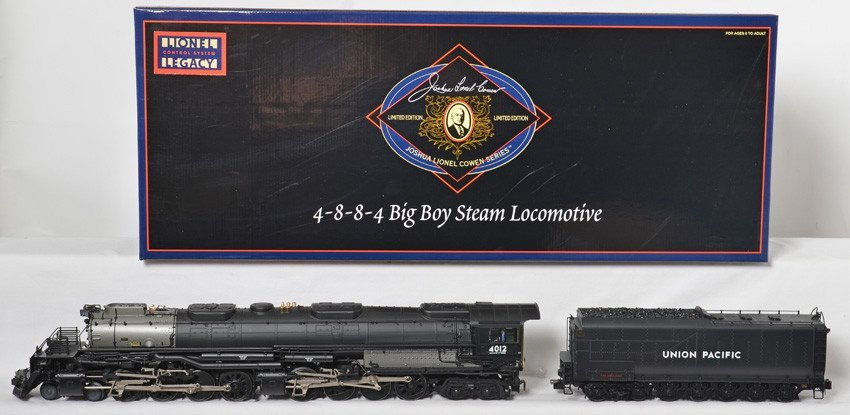 Lionel 11126 JLC Union Pacific Big Boy with Legacy