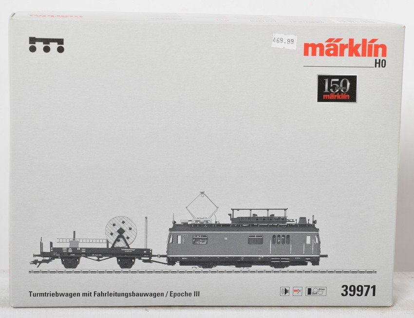 Marklin 39971 Catenary maintenance train