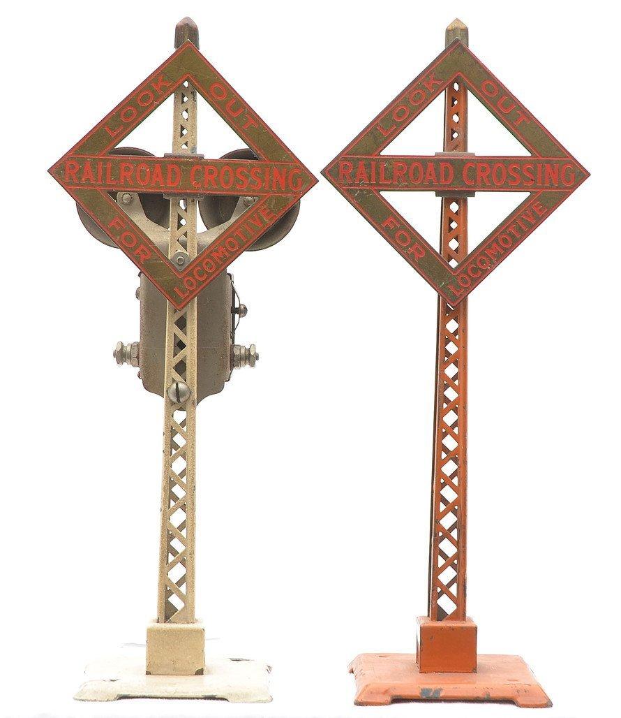 Lionel 68 Warning Signal 69 Warning Bell Signal