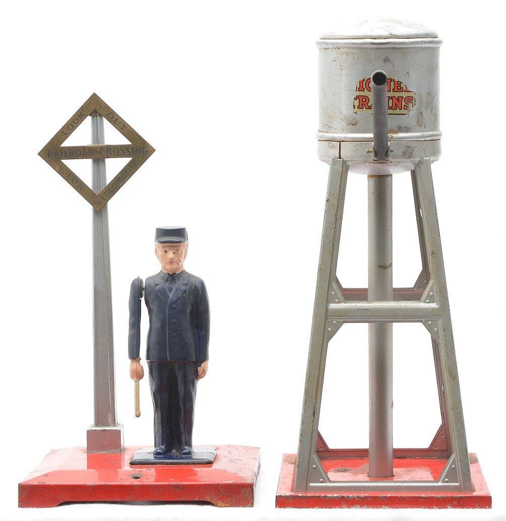 Lionel 1045 Flagman 93 Water Tower
