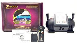 MTH 40-4000 Z-4000 400-Watt Transformer LN OB