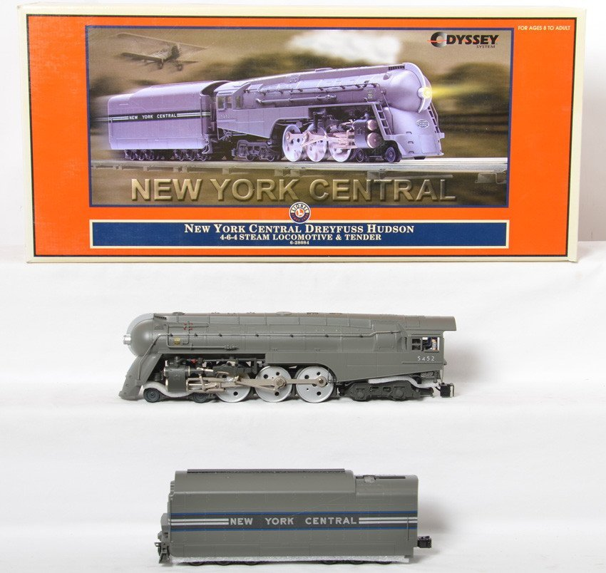 Lionel 28084 New York Central Dreyfuss Hudson