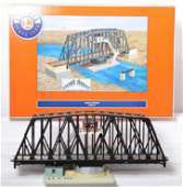 Lionel 24111 swing bridge