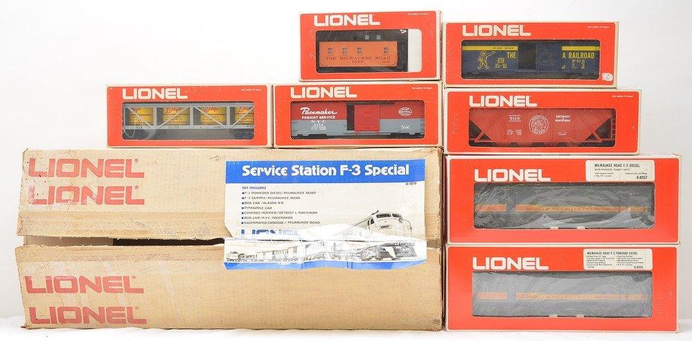 Lionel 1579 MR Service Station Special LN OB