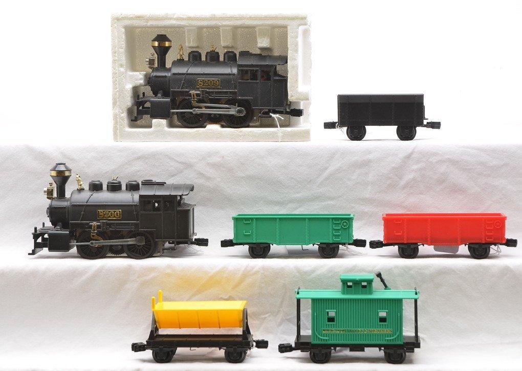 Lionel 1280 Kickapoo Valley Northern Freight Set