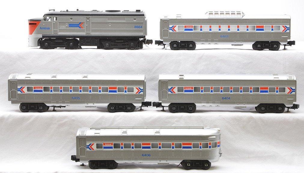 Lionel 1663 Amtrak Lake Shore Limited  LN