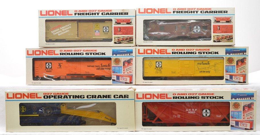 Lionel FARR SF 7712 9322 9880 9323 9348 9418