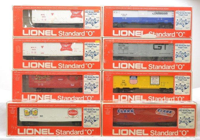 Lionel 2-9802 9803 9805 9807 9808 9809 9825