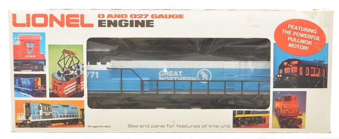 Lionel 8771 great Northern U36B Diesel MIB