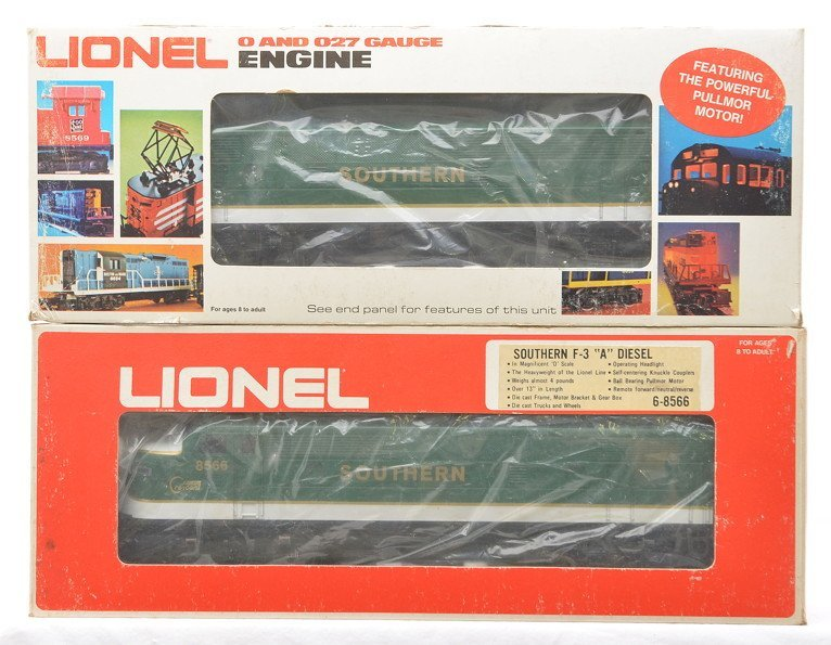 Lionel SP 8566 F3 A Diesel 8661 F3 B Unit
