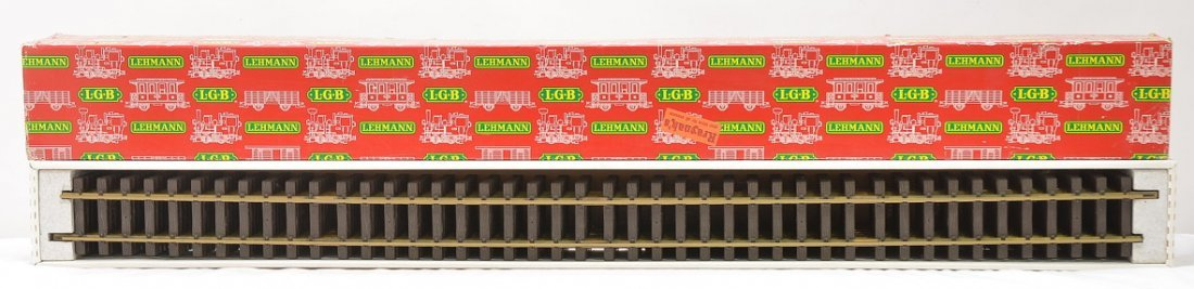 LGB 6X1061 Straight Track Sections LN OB