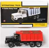 First Gear 40-0199 International S Series Dump in OB