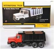 First Gear 40-0199B IntÍl S series dump truck in OB