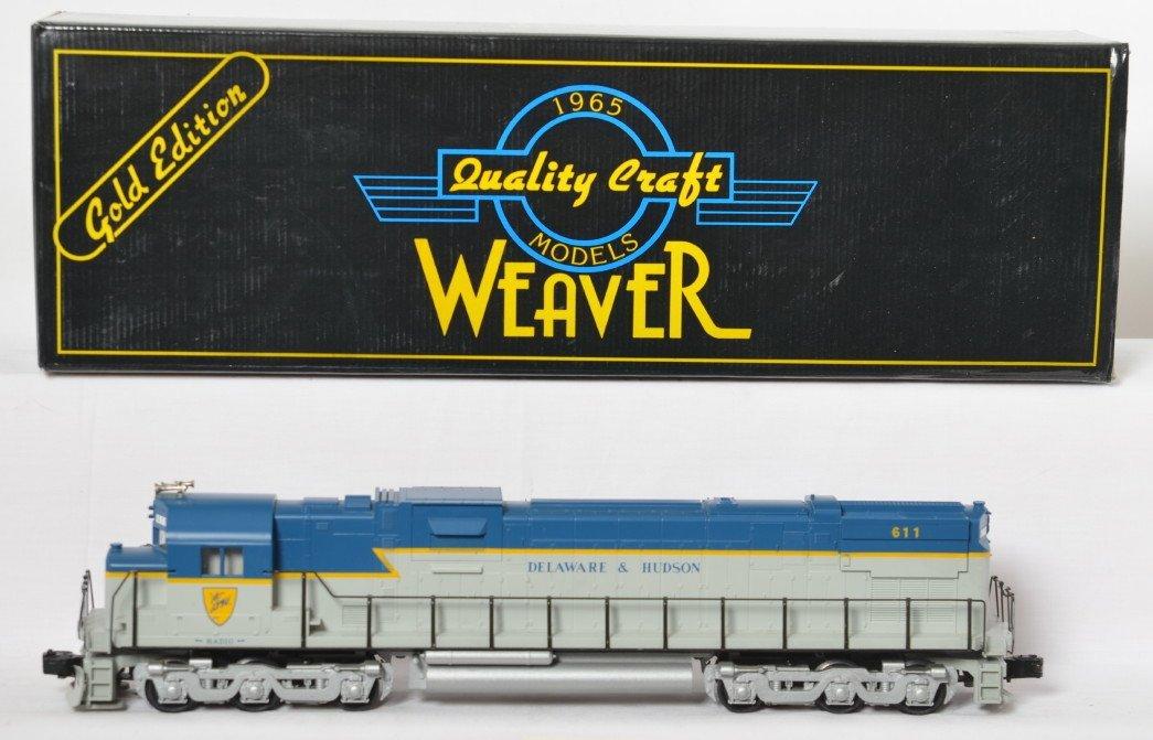 Weaver Delaware and Hudson Alco C-628