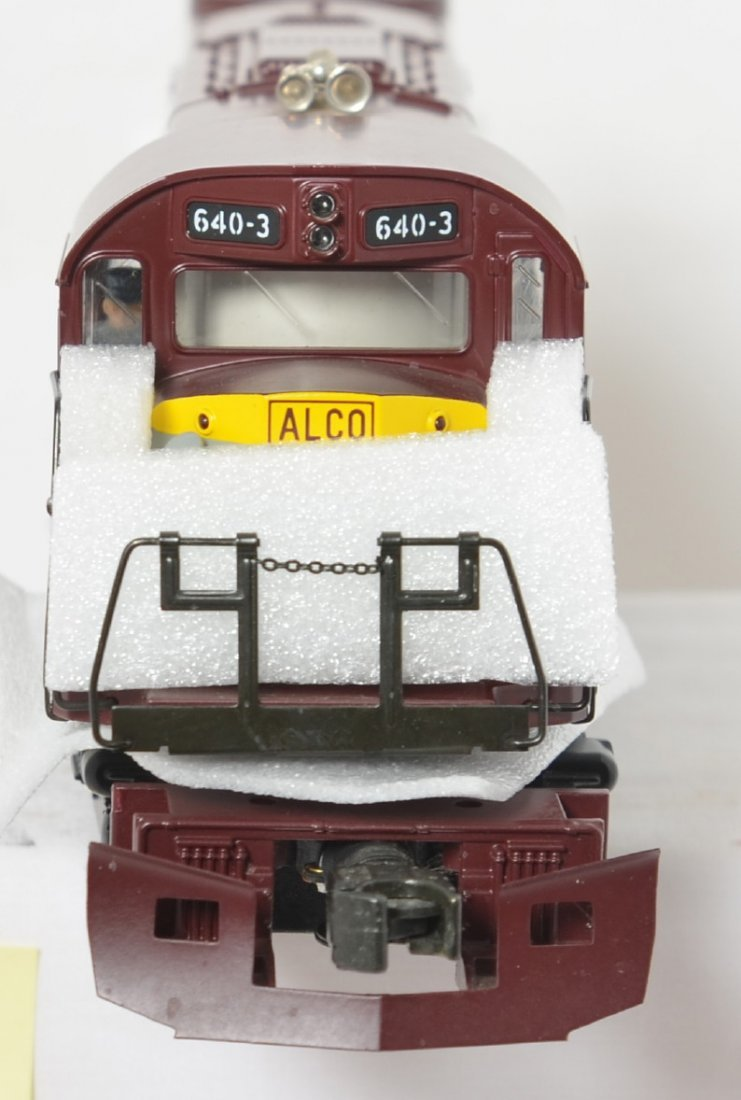 MTH Alco Demo RS-27 diesel locomotive with Proto - 5