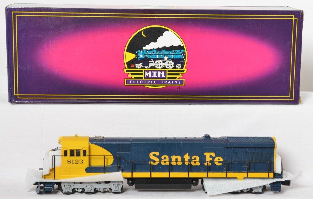 MTH Santa Fe Alco C30-7 with Proto