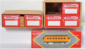 Williams Union Pacific 0-27 streamliner 6 pack