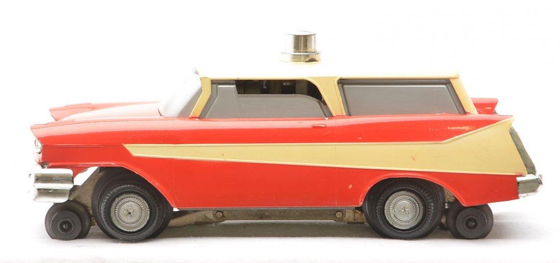 Lionel Postwar 68 Executive Inspection Car