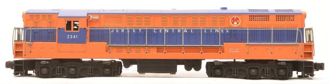 Lionel 2341 JCL FM Train Master Diesel