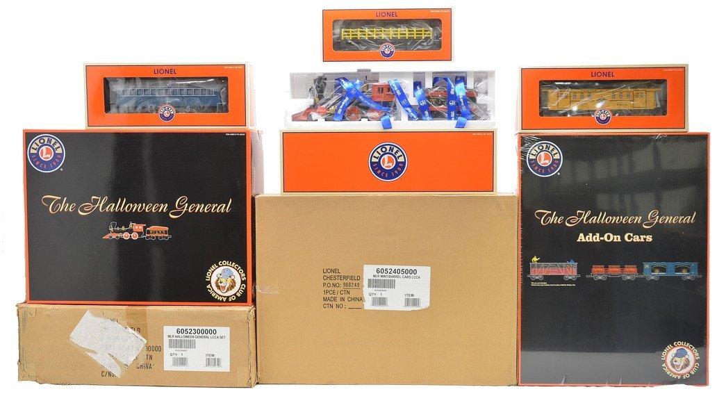 Lionel LCCA Halloween General 52300 Set 52405