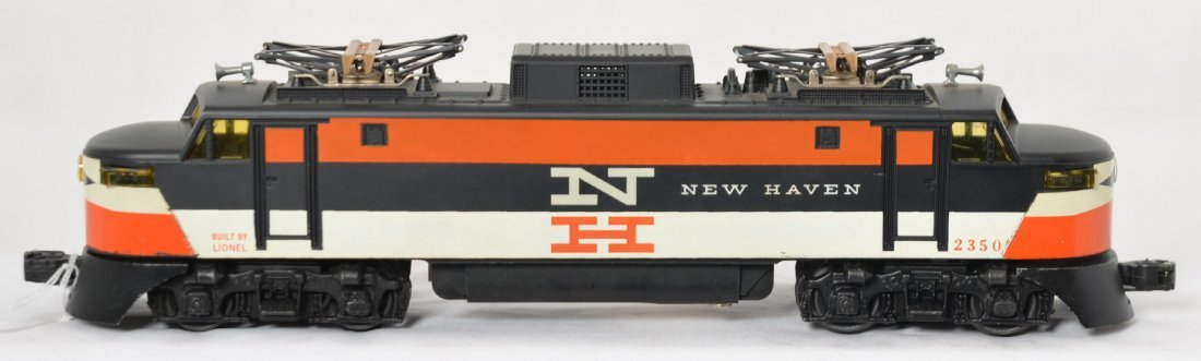 Lionel 2350 New Haven white N decal nose