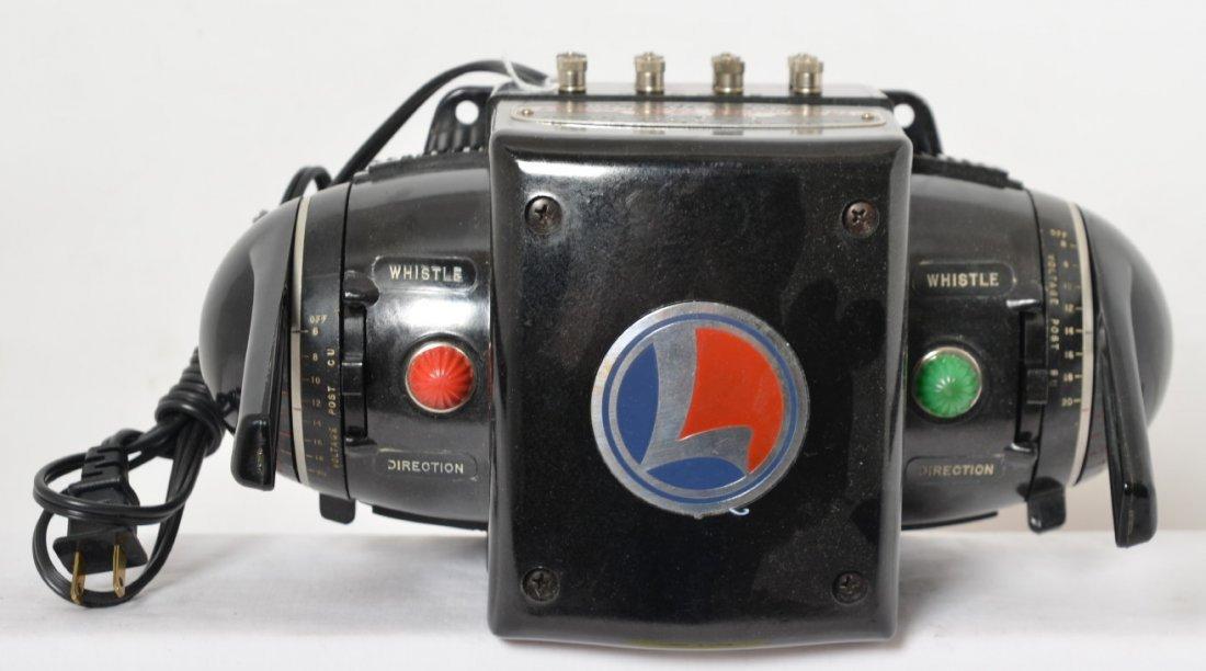 Lionel Type ZW 275 watts transformer