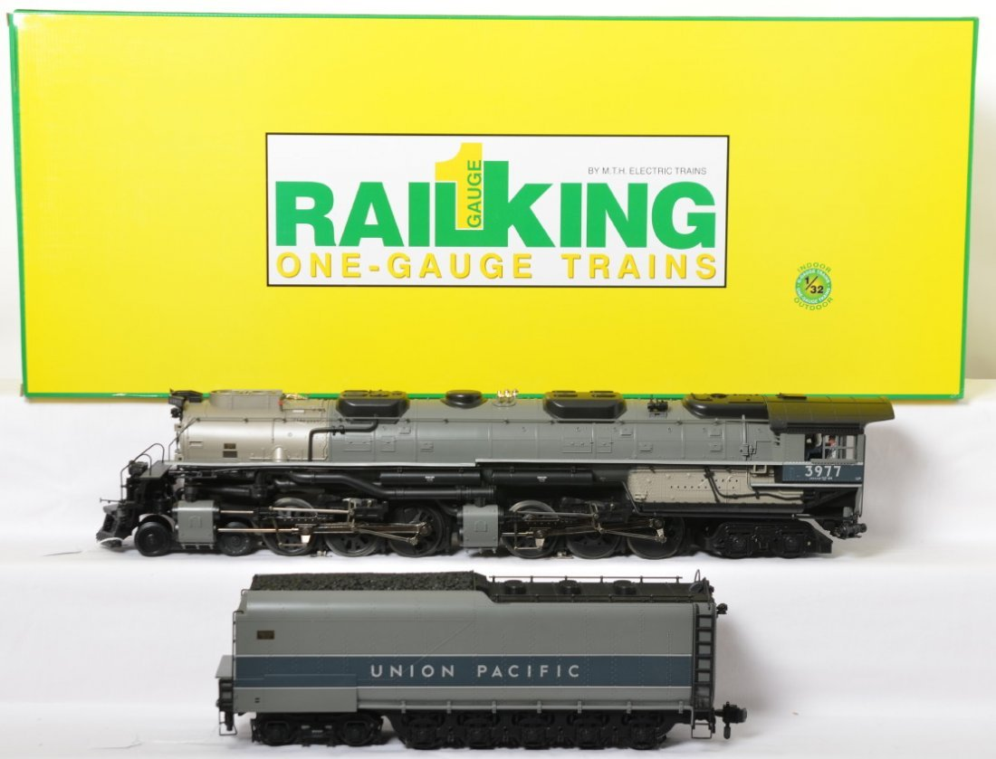 MTH RailKing 1 gauge 70-3003-1 UP Challenger in OB