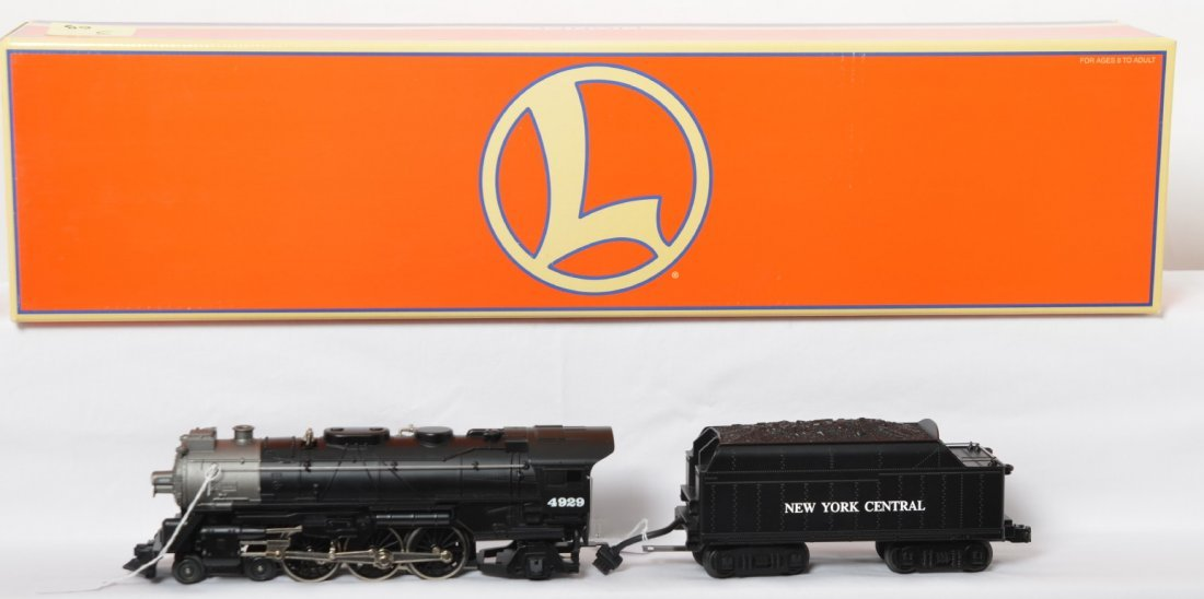 Lionel New York Central 28014 4-6-2 loco with TMCC