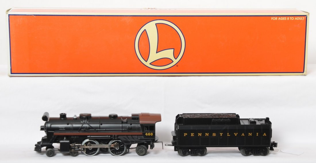 Lionel Pennsylvania 18681 4-4-2 steam locomotive