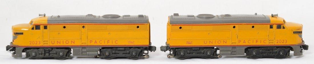 Lionel 2023 Union Pacific Alco diesel A units