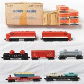 Lionel 1599 MKT The Texas Special freight set in OB