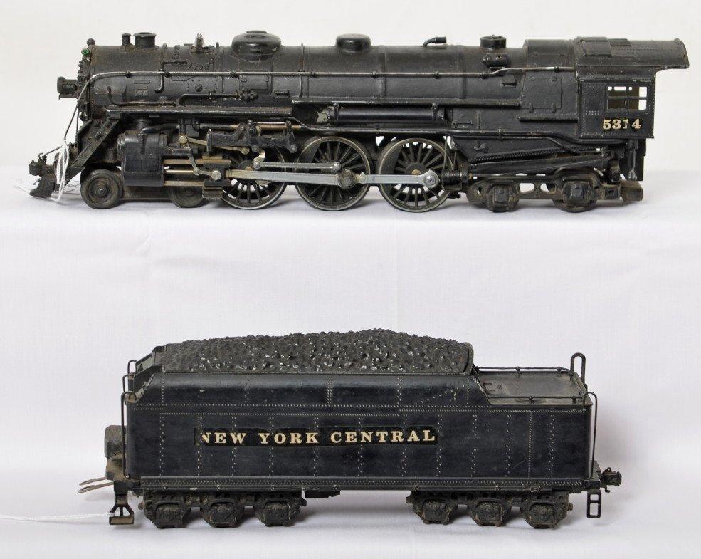 Lionel prewar 700K kit full scale Hudson, tender