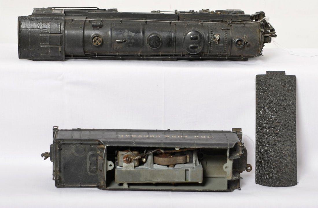 Lionel prewar 700K kit full scale Hudson, tender - 3
