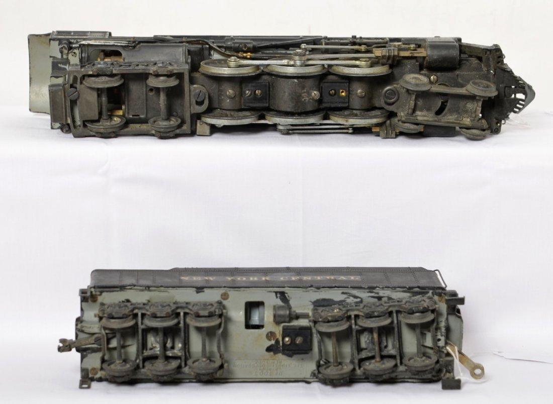 Lionel prewar 700K kit full scale Hudson, tender - 4