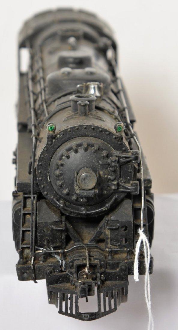 Lionel prewar 700K kit full scale Hudson, tender - 5