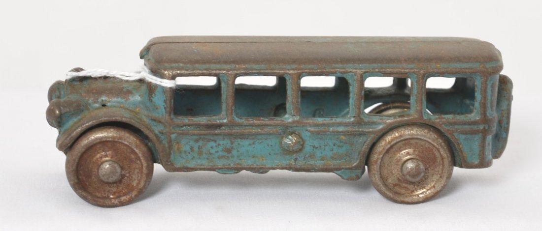 Cast Iron touring bus, passenger bus steel wheels 5î