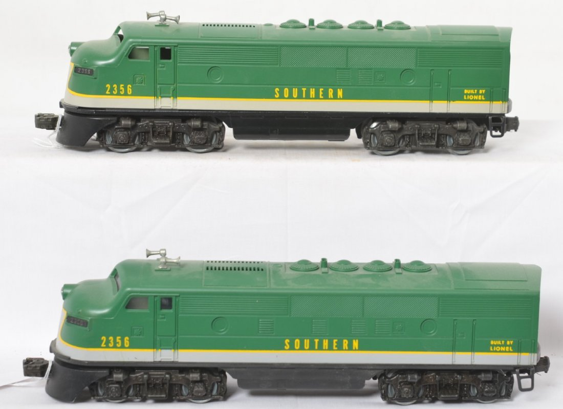 Lionel Southern 2356 A-A pair