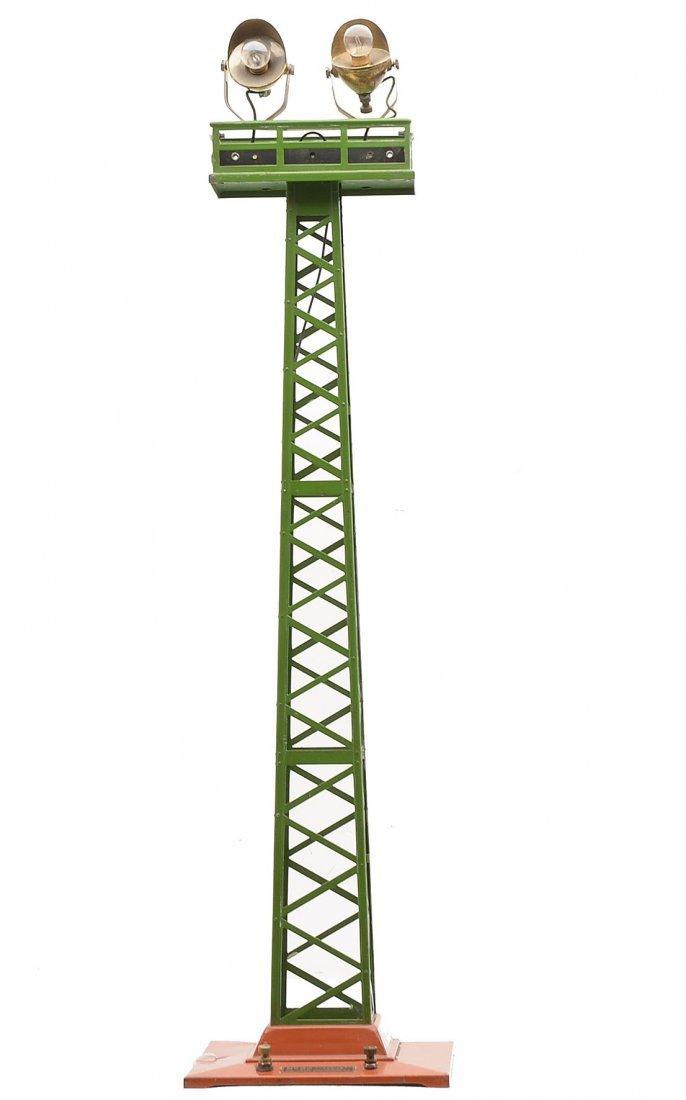 Lionel 92 Gr.Floodlight Tower Terra Cotta Base