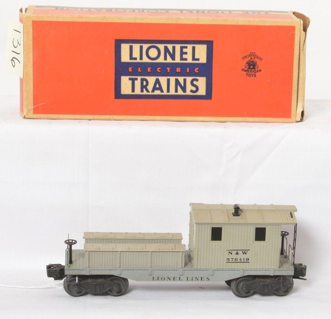 Lionel 6419-100 N&W work caboose in OB