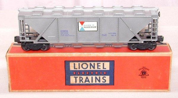 618: Lionel 6436 Alcoa hopper, OB