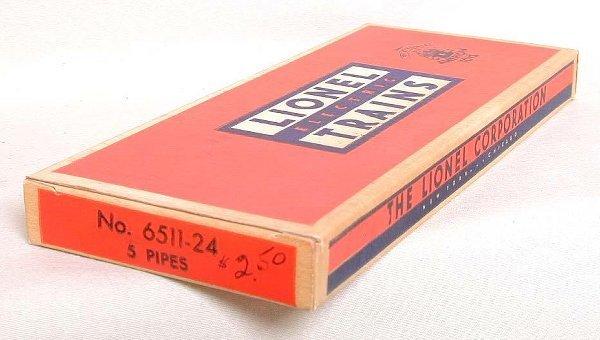 861: Lionel 6511-24 separate sale, mint OB