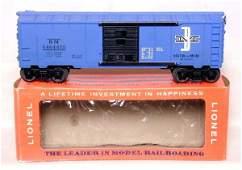 957: Mint dk. blue 6464-475 B&M box, OB