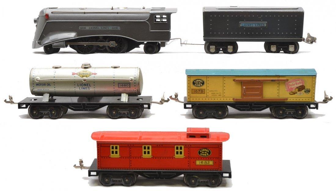 Lionel Litho Promotional Freight Set no. 6207E