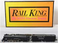Railking Santa Fe Northern with Protosound