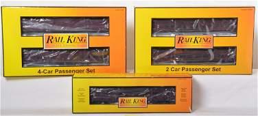 Railking Canadian Pacific 7 car passenger set