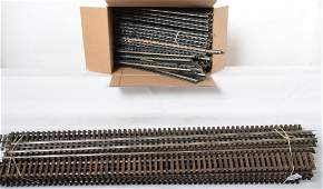Large group of Gargraves track and switches