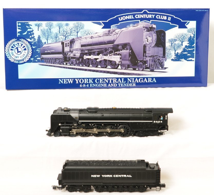 Lionel CCII New York Central Niagara 28069