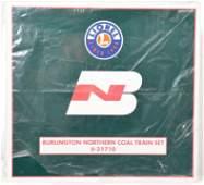 Lionel 31710 Burlington Northern coal train sealed
