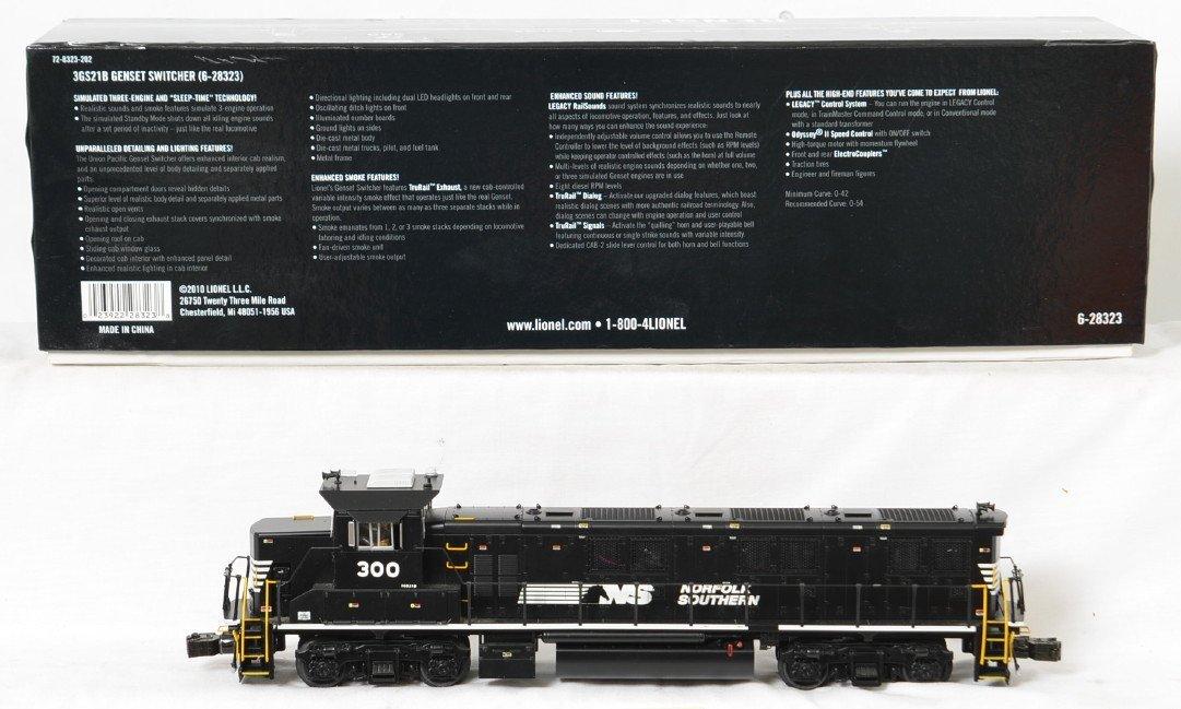 Lionel Vision Line Norfolk Southern Genset switcher - 2