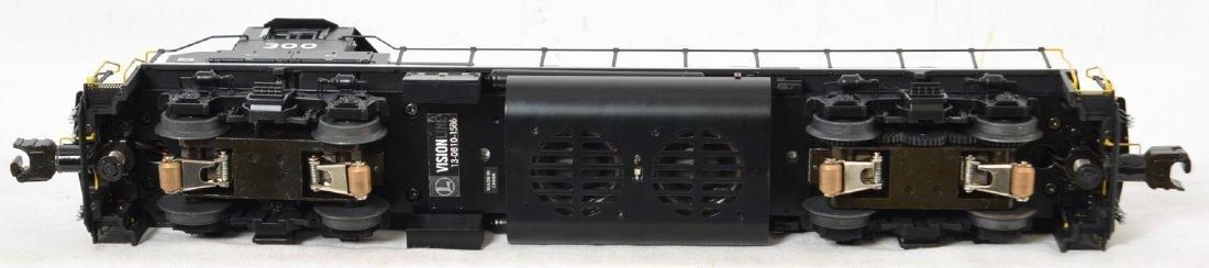 Lionel Vision Line Norfolk Southern Genset switcher - 4